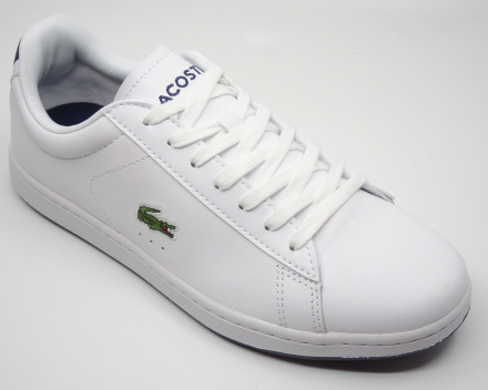 Lacoste Carnaby Evo - 105,00 € - wit 40/41/42/42.5/43/44/46