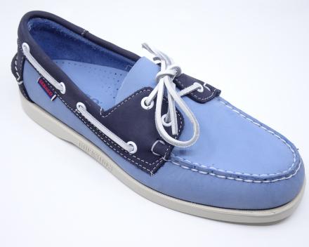 Sebago 7111 PSW A4W - 149,00 € - lichtblauw/blauw 41/42/43/43.5/44/44.5/46