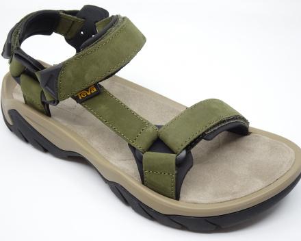 Teva Terra Fi 5 Universal Leather - 110,00 € - kaki 40.5/42/43/44.5/45.5