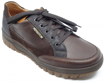 Mephisto Paco - 195,00 € - donkerbruin 40/41/41.5/42/42.5/44/44.5/45