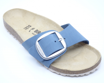 Birkenstock Madrid Big Buckle - nu 85,00 € - jeans 37